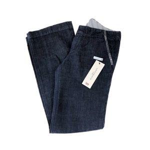 NWT Levi's Swarovski Crystal Straight Jeans